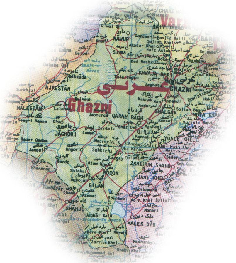Get Local Ghazni map
